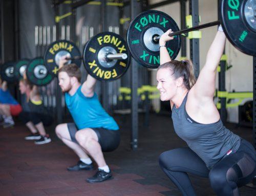 Påmelding earlybird2 Fønix Functional Fitness