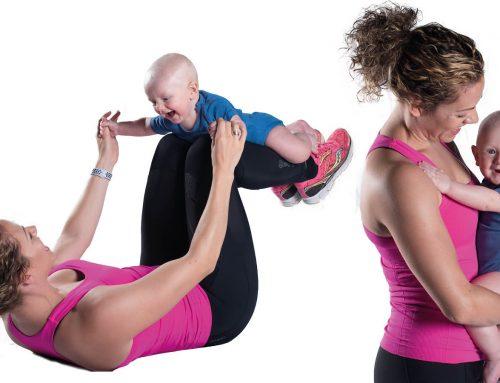 Ekstra mor og barn kurs starter fredag 24. januar.