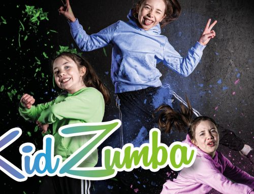 Dans for de minste KidZumba starter opp i februar