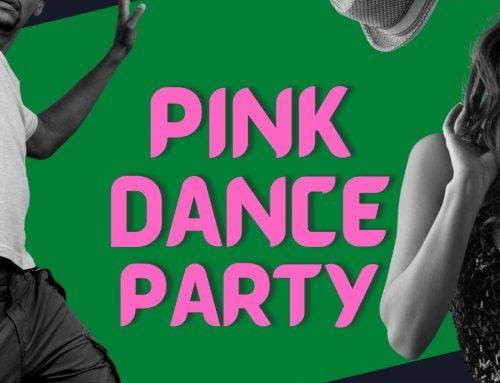 PINK DANCE PARTY, TORSDAG 14.OKTOBER